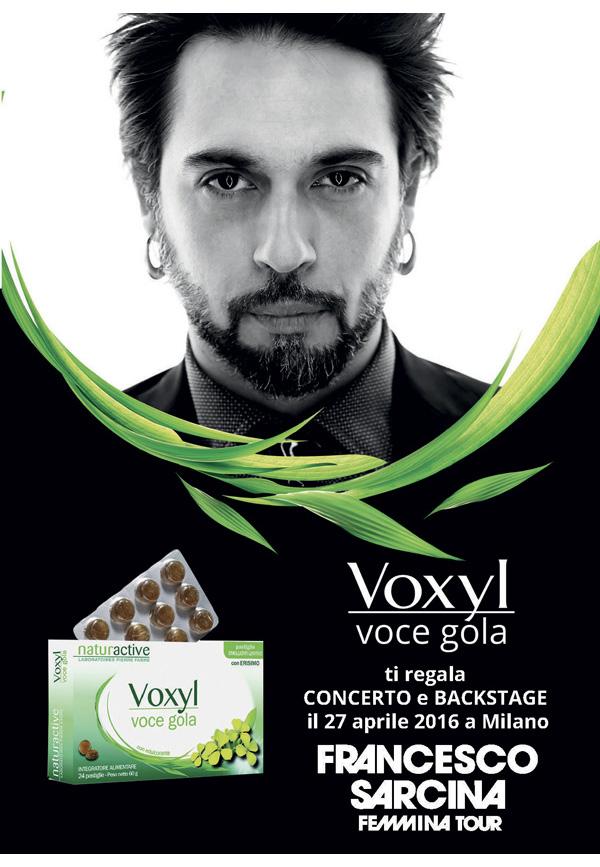 Voxyl Sarcina