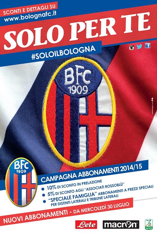 Bologna campagna abbonamenti