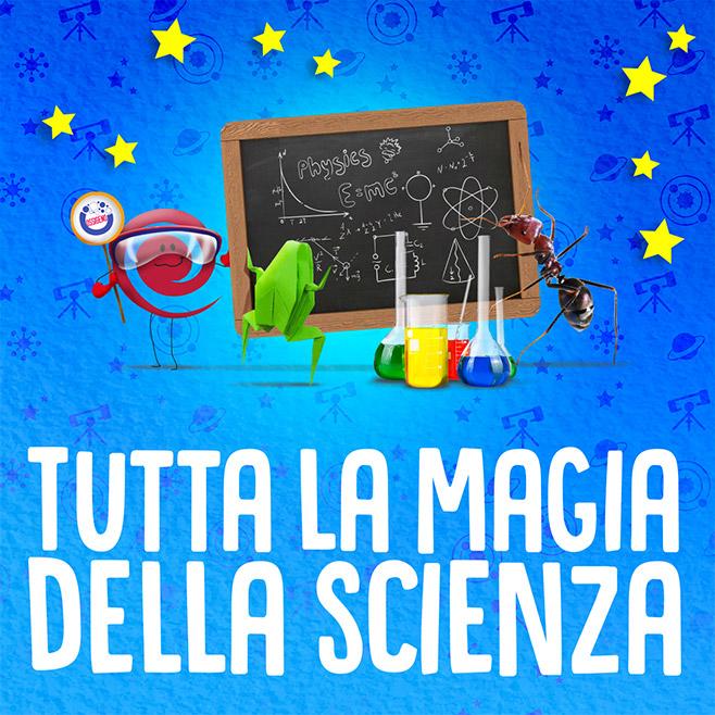 CentroNova tutta la magia della scienza