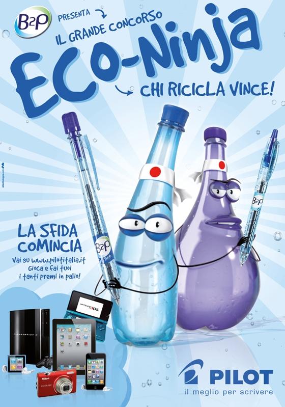 Pilo Eco Ninja
