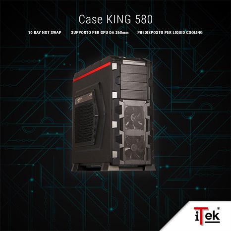 Itek case King