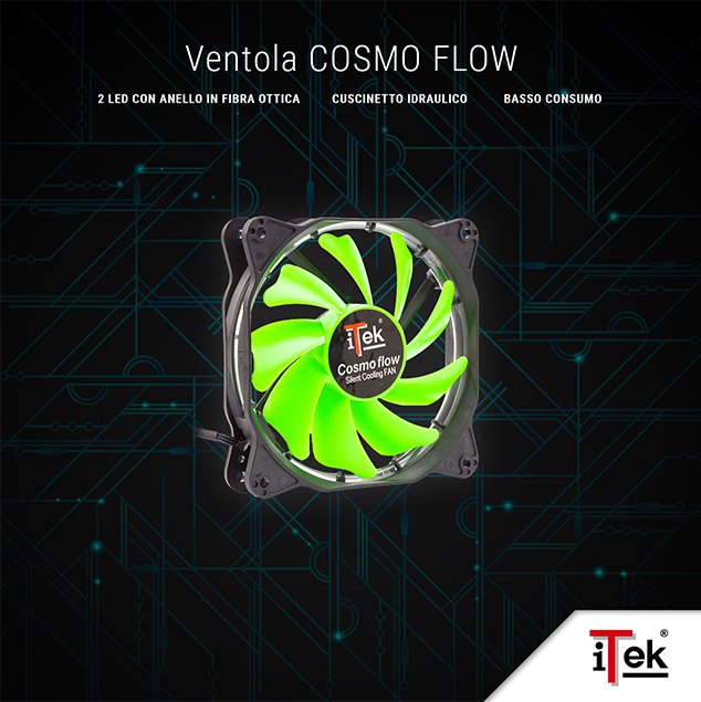 Itek Ventola PC Gaming