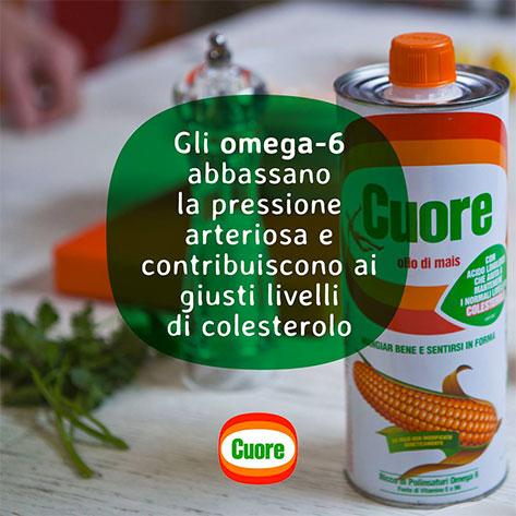 Olio Cuore omega 3