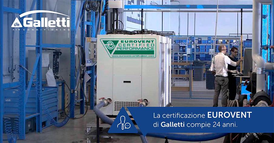 Galletti post