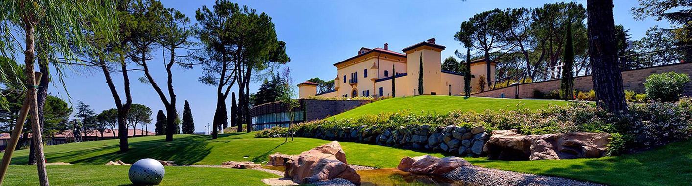 Palazzo di Varignana view