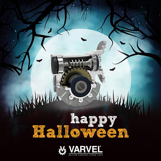 Varvel halloween