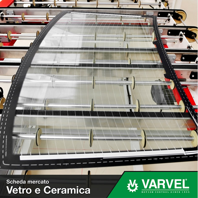 Varvel settore applicativo