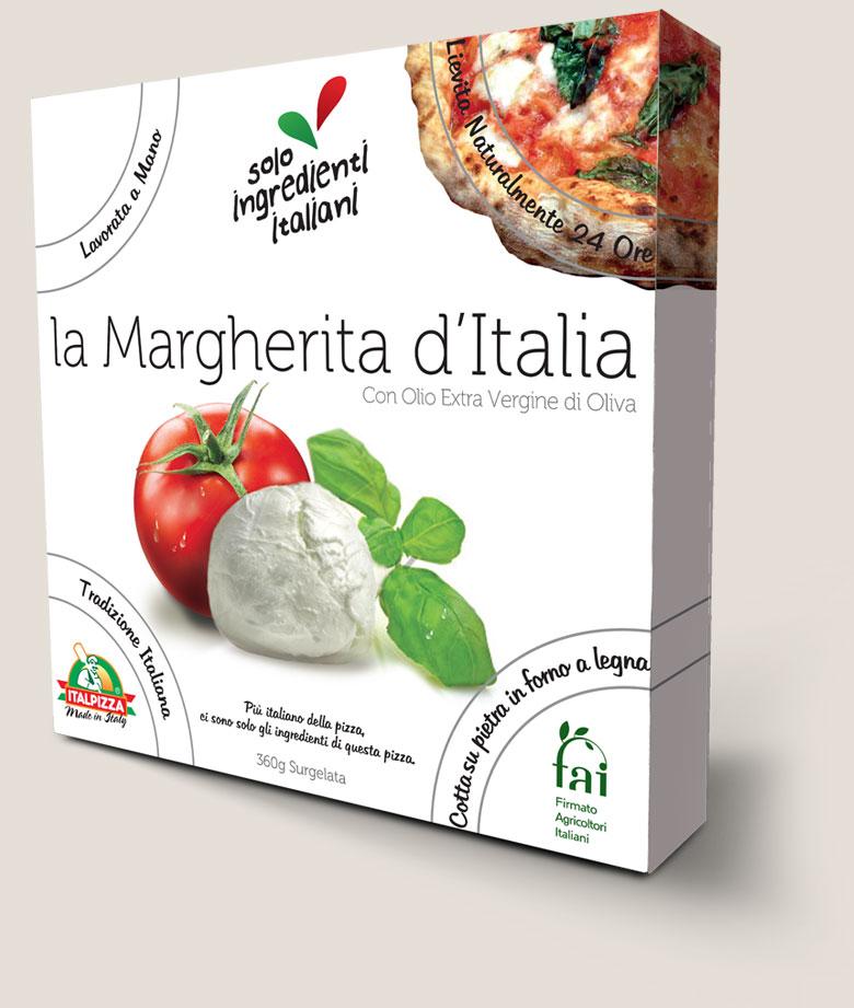 Italpizza Margherita Italia