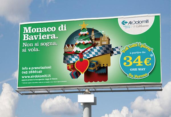 Air Dolomiti Monaco