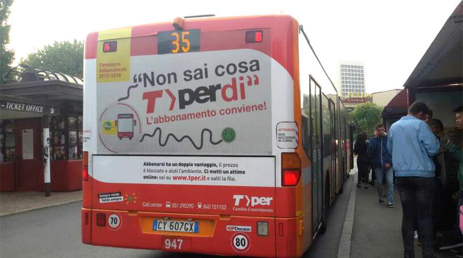 TPER retro bus