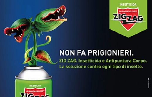 SdB e Deisa Ebano: campagna Zig Zag per l'estate 2018