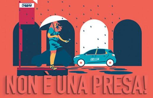 Tper CORRENTE: SdB sfreccia in GREEN per le strade di Bologna