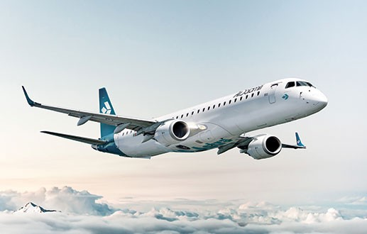 Air Dolomiti: cambio di livrea per la compagnia aerea, a cura della firma stellare di Stile di Bologna